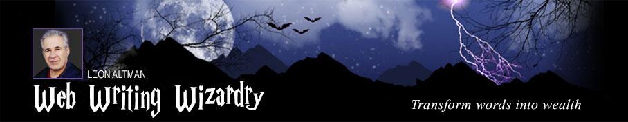 Web Writing Wizardry Blog